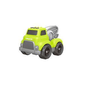 Kinetic Truck Camión Con Grúa
