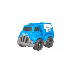 Kinetic Truck Carro De Policía