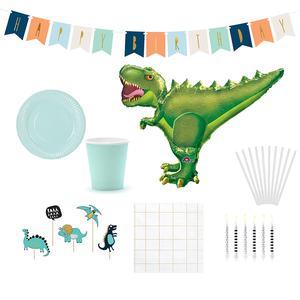 Kit De Decoracion Dinosaurio