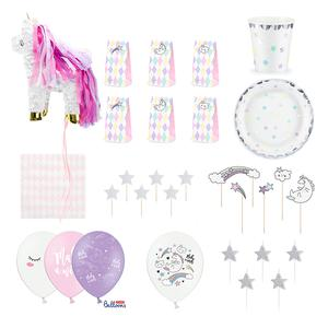 Kit De Decoracion Unicornio 1