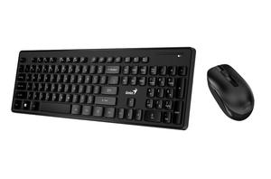 Kit Teclado Genius + Mouse Slimstar 8006