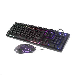 Kit Teclado + Mouse Gamer Halion Ha-855 Stuka