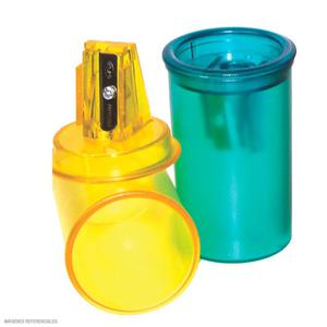 Kum Tajador Plastico Con Depósito Neon 1870K1Icea