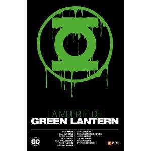 La Muerte De Green Lantern (Ecc Comics)
