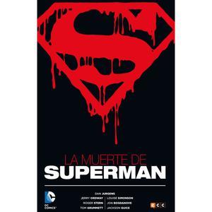 La Muerte De Superman (Ecc Comics)