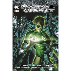 La Noche Más Oscura Omnibus (Ecc Comics)