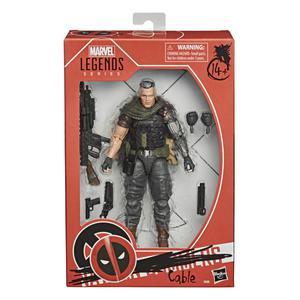 Legends Marvel Xmen Cable