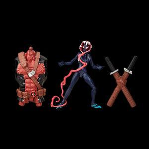 Legends Venom Ghost Spider