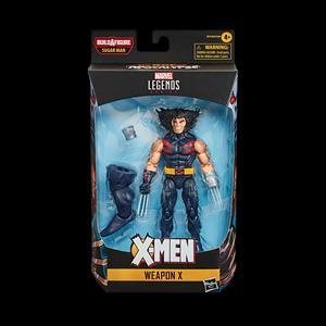 Legends Xmen Mvl Weapon X