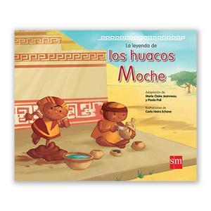 Lib La Leyenda De Los Huacos Moche Sm