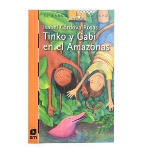 Lib Tinko Y Gabi En El Amazonas.Pe Sm