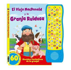 Libro 60 Sonidos El Viejo Macdonald Eurosurosur