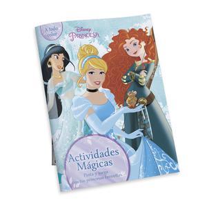Libro Actividades Princesa Magicas