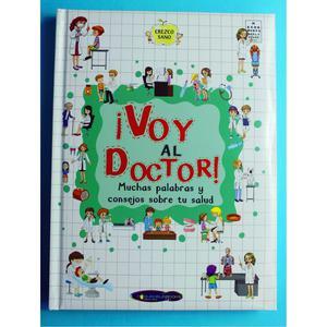 Libro Crezcosano - Voy Al Doctor Eurosur