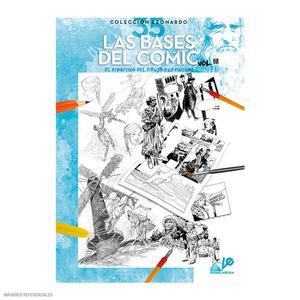 Libro De Dibujo Colección Leonardo - Las Bases Del Comic Vol. 3
