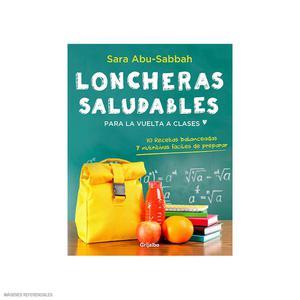 Libro Loncheras Saludables