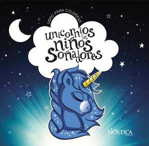 Libro Para Colorear Unicornios Para Niño