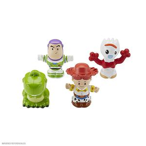 Little People Toy Story Buzz Lightyear Y Amigos