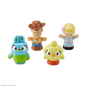 Little People Toy Story Woody Y Amigos