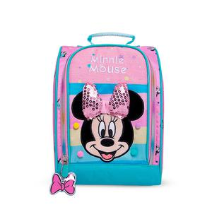 Lonchera Minnie Mouse Lazo 3D