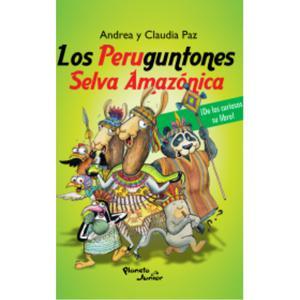Los Peruguntones Selva Amazónica