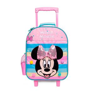 Maleta  Minnie Mouse Lazo 3D
