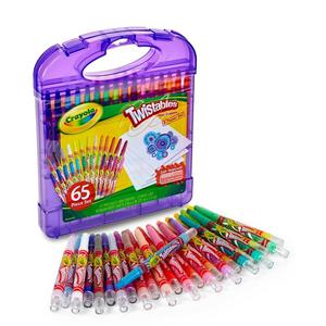 Maletín De Crayones Mini Twistables