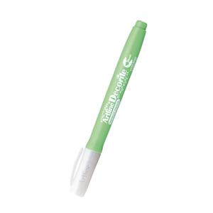 Marcador Decorite Verde Metalico Artline