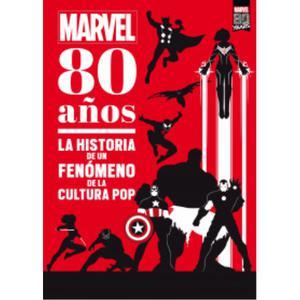 Marvel. 80 Años