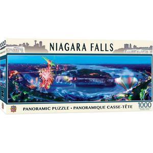Master Pieces Rompecabezas 1000Pz Niagra Falls