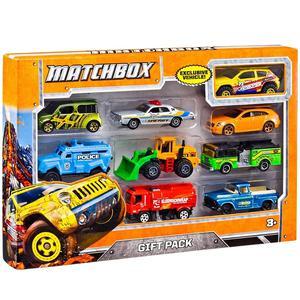 Matchbox Paquete De 9 Autos X7111