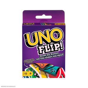 Mattel Games Cartas Uno Flip