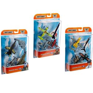 Mb Skybusters 4Pck