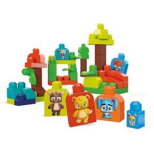 Mega Bloks Mega Sustentable - Amigos Del Bosque
