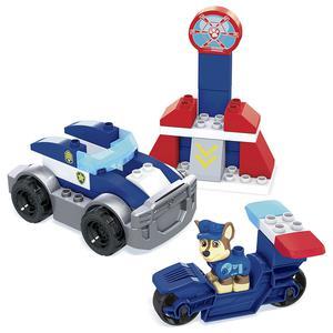 Mega Bloks Paw Patrol Auto De Policía De Chase