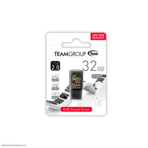Memoria 32Gb C171 Team Usb 2.0 Negro