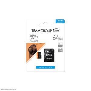 Memoria Micro 64 Gb Con Adaptador