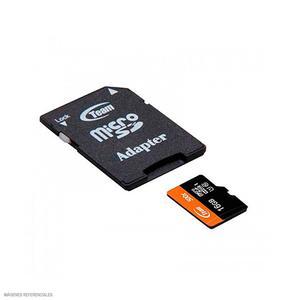 Memoria Micro Sdhc 16Gb Con Adaptador