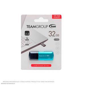 Memoria Usb 2.0 32Gb C153 Team Azul