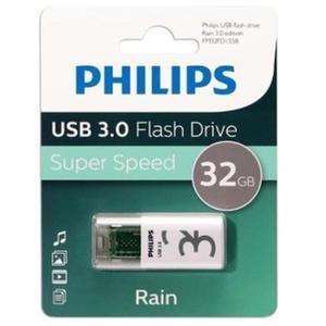 Memoria Usb 32 Gb Philips 3.0 Rain