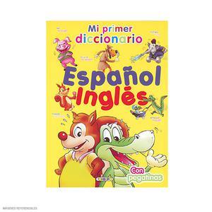 Mi Primer Diccionario Esp Ing Vyd