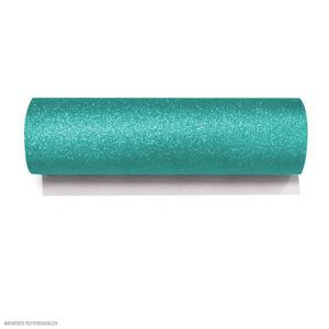 Microporoso Escarchado 50X60 Turquesa