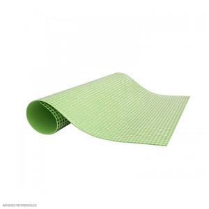 Microporoso Lentejuelas 50X60 Verde Claro