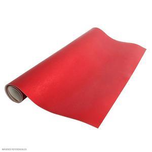 Microporoso Metalico 50X60 Rojo