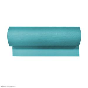 Microporoso Con Textura Cuadrado 50X60 Turquesa