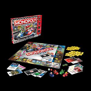 Monopolio Mario Kart Gamer