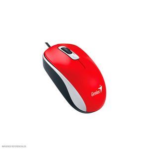 Mouse Genius Dx-110 Rojo