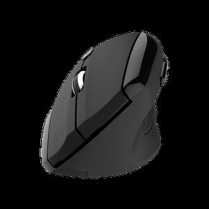 Mouse Inalámbrico Ergonómico 800Dpi Klipxtreme