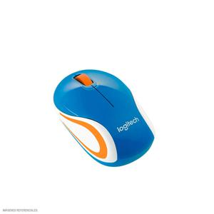 Mouse M187 Logitech Azul