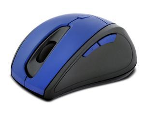Mouse Óptico Inalambrico Con 5 Botones Klipxtreme - Azul